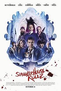 Picture of a movie: Slaughterhouse Rulez