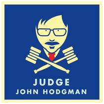 Picture of a podcast: Judge John Hodgman