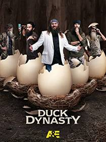 Picture of a TV show: Duck Dynasty