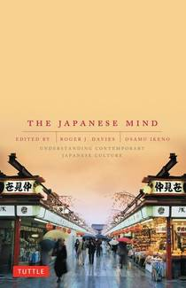 Picture of a book: The Japanese Mind: Understanding Contemporary Japanese Culture