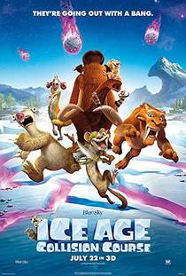 Picture of a movie: Ice Age: Collision Course