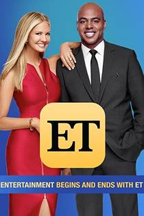 Picture of a TV show: Entertainment Tonight