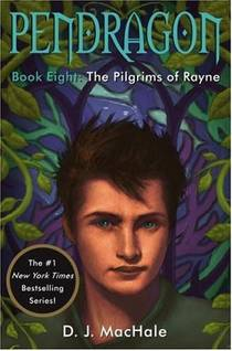 Picture of a book: The Pilgrims Of Rayne