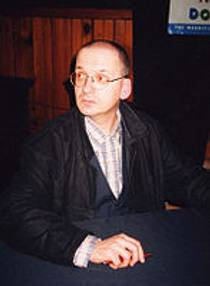 Picture of an author: Roddy Doyle