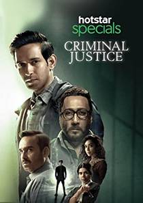 Picture of a TV show: Criminal Justice