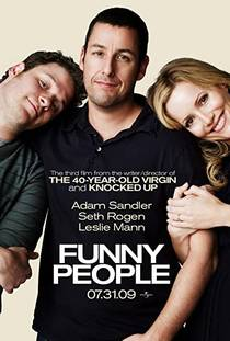 Picture of a movie: Funny People