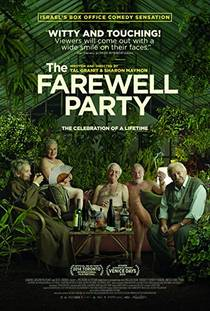 Picture of a movie: The Farewell Party