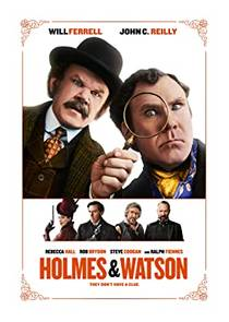 Picture of a movie: Holmes & Watson