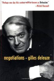 Picture of a book: Negotiations, 1972-1990