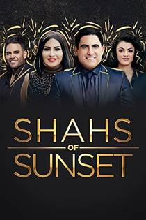 Picture of a TV show: Shahs Of Sunset