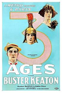 Picture of a movie: Three Ages