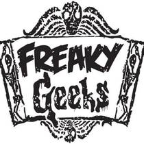 Picture of a podcast: Freaky Geeks' Podcast