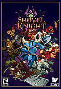 Picture of a game: Shovel Knight