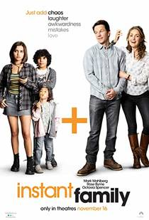 Picture of a movie: Instant Family