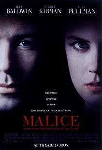 Picture of a movie: Malice