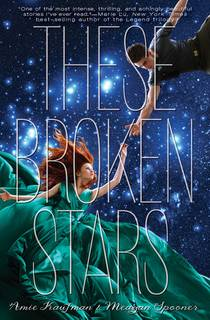 Picture of a book: These Broken Stars