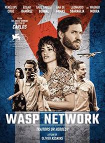 Picture of a movie: Wasp Network