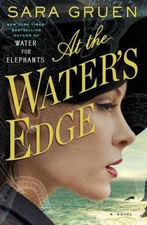 Picture of a book: At The Water's Edge
