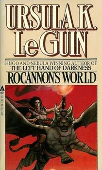 Picture of a book: Rocannon's World