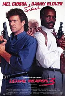 Picture of a movie: Lethal Weapon 3
