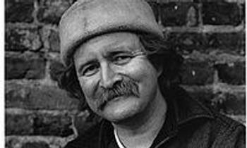 Picture of an author: Richard Brautigan