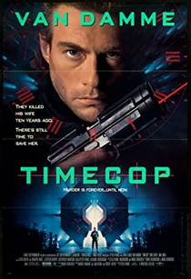 Picture of a movie: Timecop