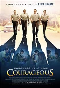 Picture of a movie: Courageous