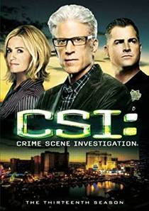 Picture of a TV show: Csi: Crime Scene Investigation