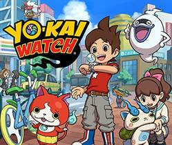 Picture of a TV show: Yo-Kai Watch