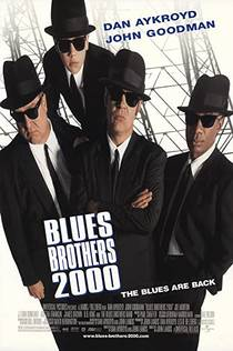 Picture of a movie: Blues Brothers 2000