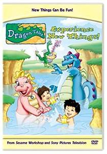 Picture of a TV show: Dragon Tales