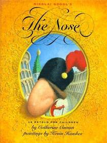 Picture of a book: The Nose