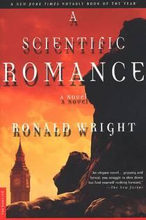 Picture of a book: A Scientific Romance