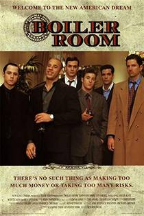 Picture of a movie: Boiler Room