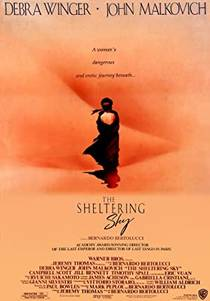 Picture of a movie: The Sheltering Sky