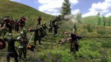 Picture of a game: Mount & Blade: With Fire & Sword
