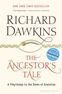 Picture of a book: The Ancestor's Tale: A Pilgrimage To The Dawn Of Evolution