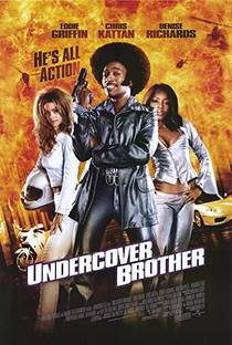Picture of a movie: Undercover Brother