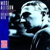 Picture of a band or musician: Mose Allison