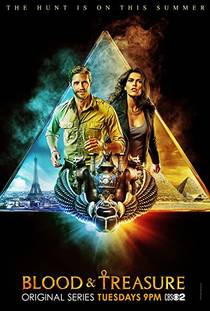 Picture of a TV show: Blood & Treasure