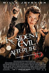 Picture of a movie: Resident Evil: Afterlife