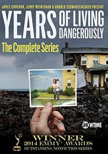 Picture of a TV show: Years Of Living Dangerously