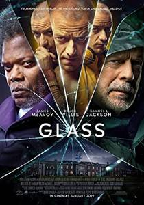 Picture of a movie: Glass