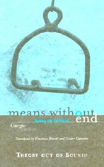 Picture of a book: Means Without End: Notes on Politics