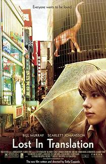 Picture of a movie: Lost In Translation