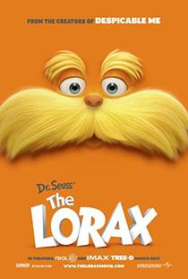 Picture of a movie: The Lorax