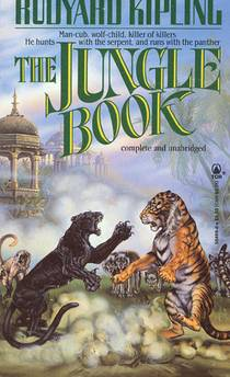 Picture of a book: The Jungle Book