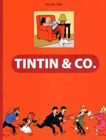 Picture of a book: Tintin & Co.