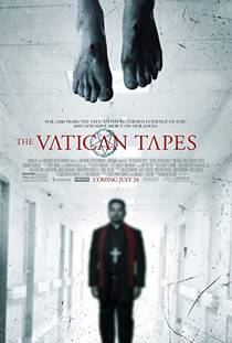 Picture of a movie: The Vatican Tapes