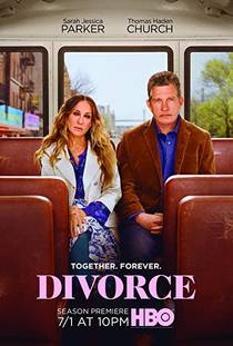 Picture of a TV show: Divorce